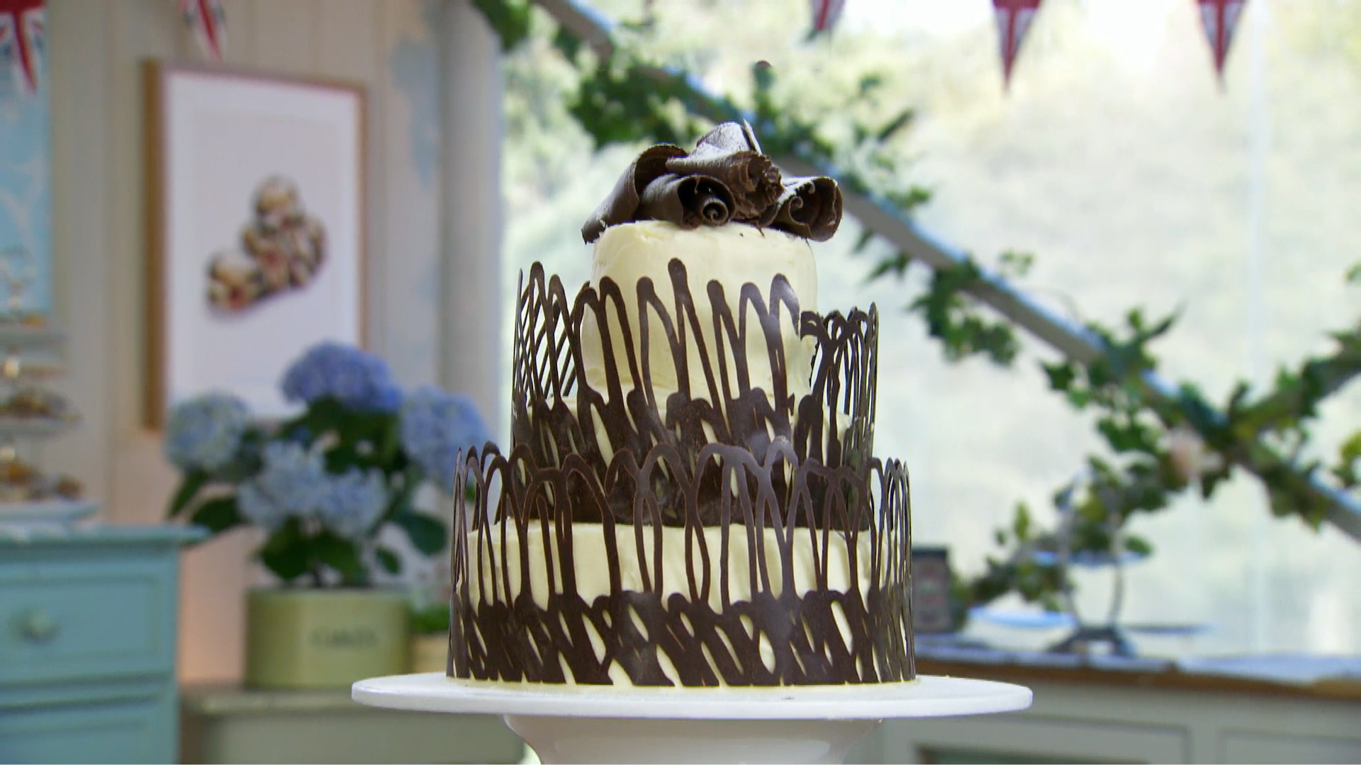 Chocolate Creation Showstopper Recipe Pbs Food