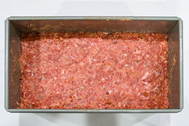 This meatloaf doesn't require as much work as the classic version, but it stays juicy with loads of flavor.