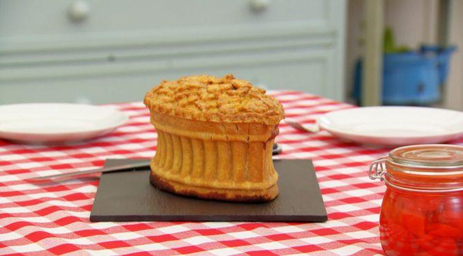 Raised Game Pie Recipe Great British Baking Show Pbs Food