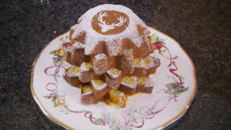Pandoro Recipe   PBS Food