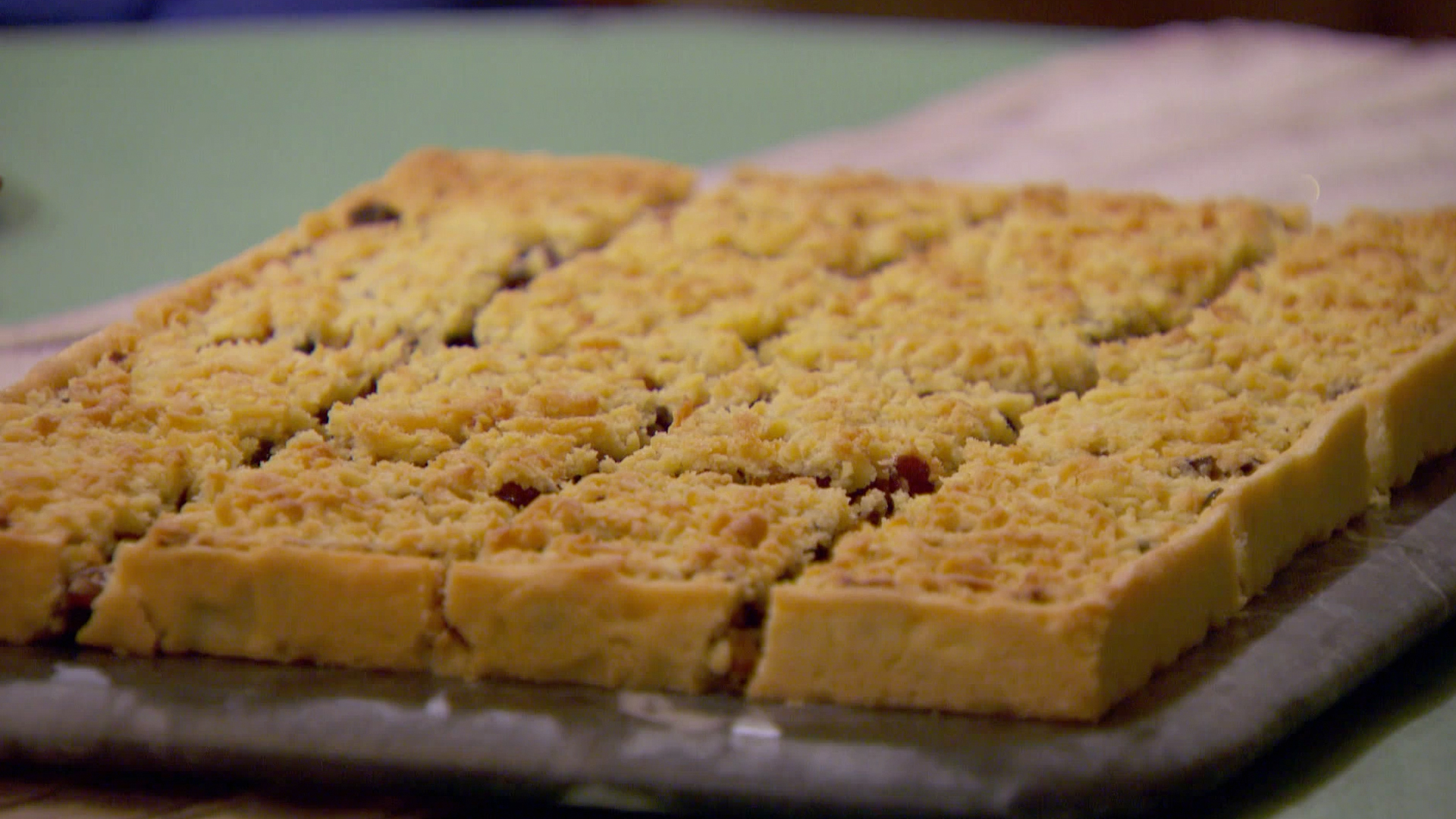 Mincemeat Streusel Recipe Pbs Food