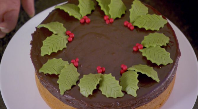 Tunis Cake Recipe Pbs Food