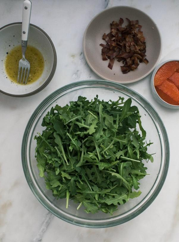 Breakfast Citrus Salad
