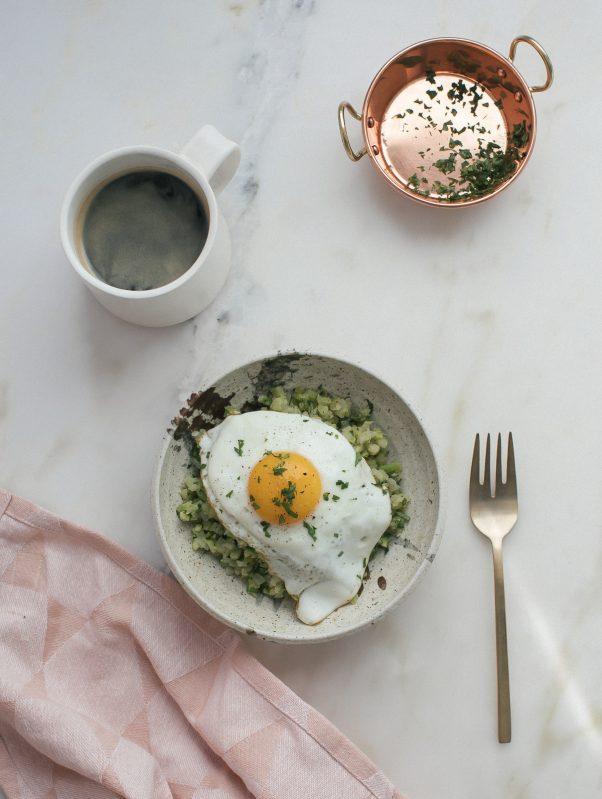 Cilantro Lime Broccoli Rice