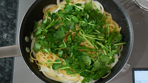 sweet onion pasta