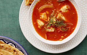 curried swordfish recipe