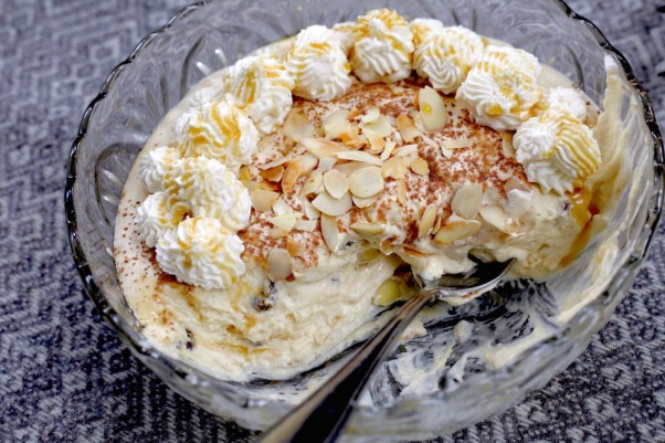 maple mousse