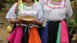 Making masato in Peru