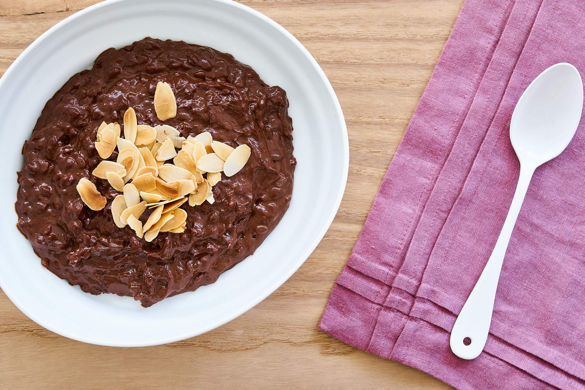 Chocolate Rice Pudding Chocolate Rice Pudding new images