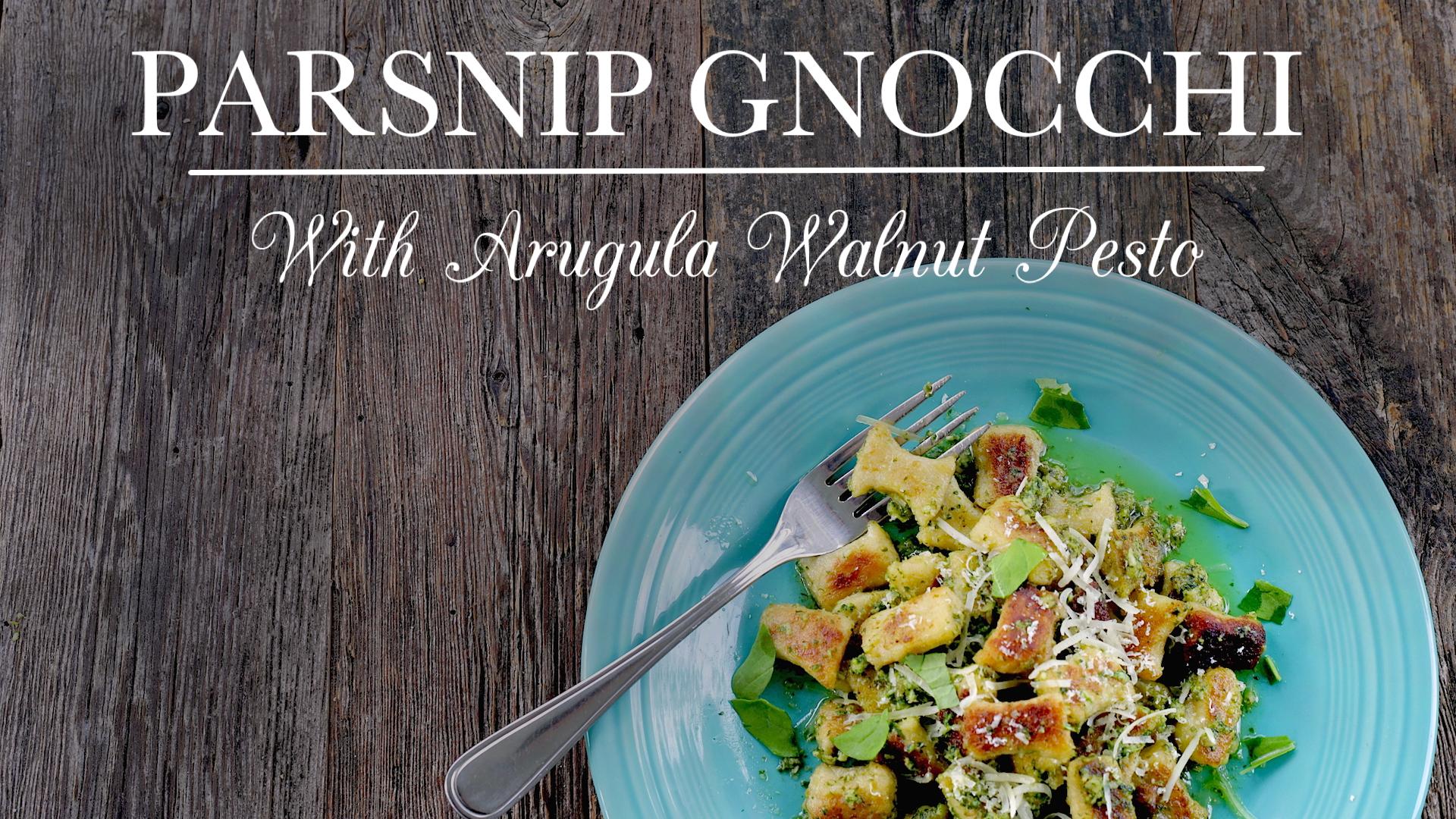 Parsnip Gnocchi | Kitchen Vignettes | PBS Food