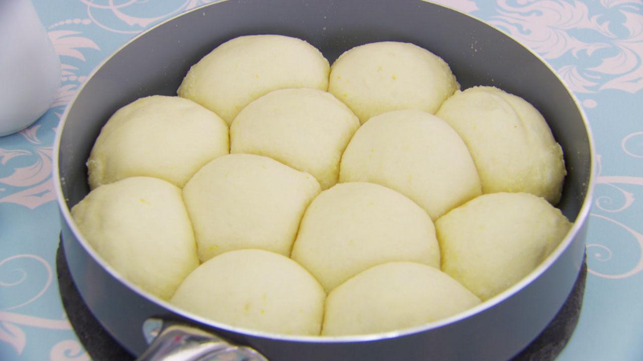 Dampfnudel Recipe Great British Baking Show Pbs Food