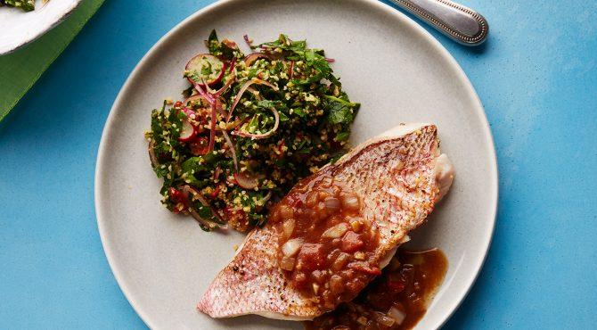 Fish Tamarind Recipe