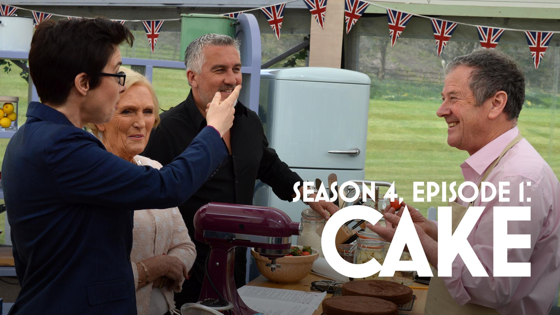 Episode 1: Cake