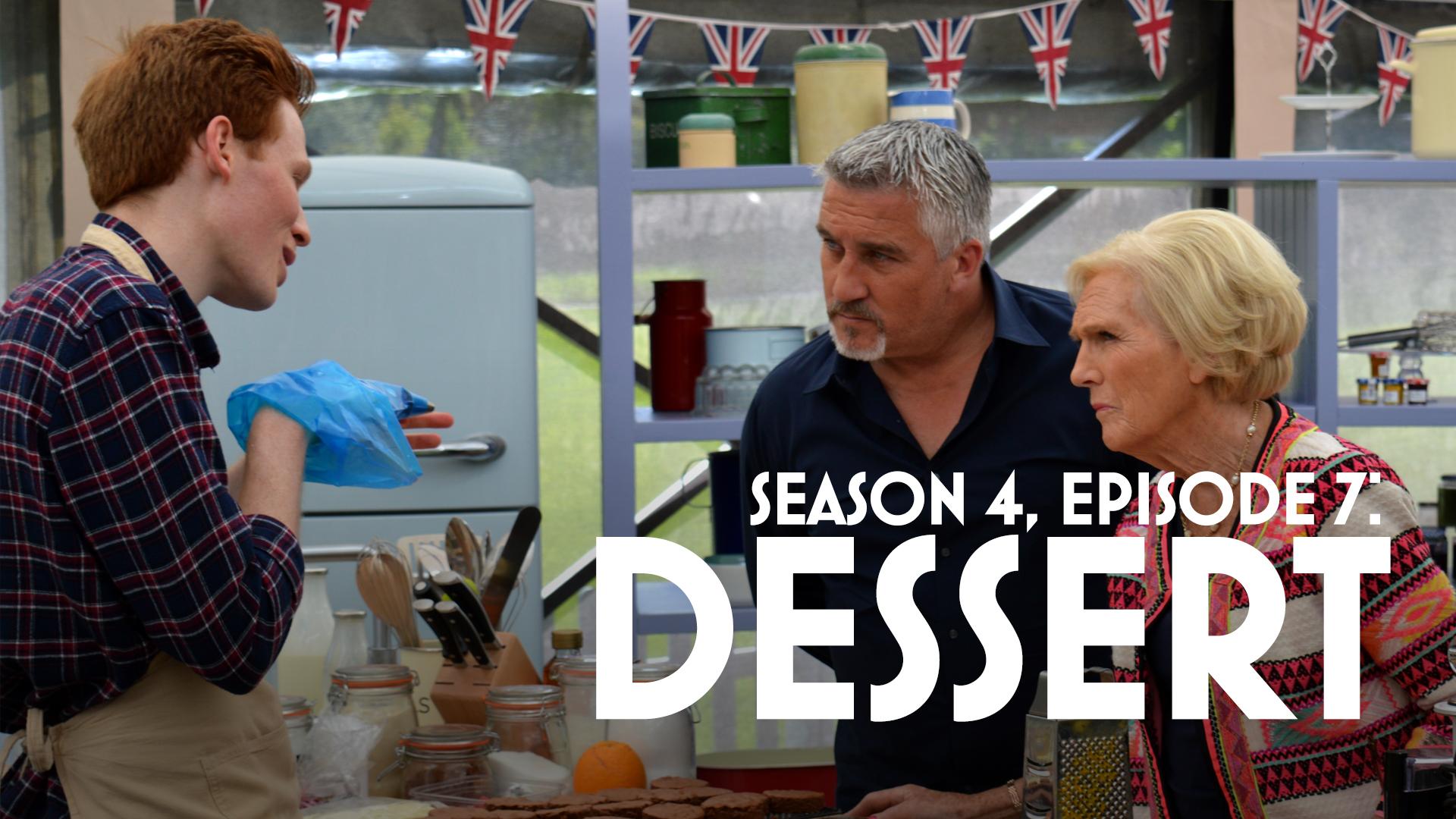 Episode 7: Desserts