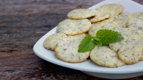 lemonbalm shortbread