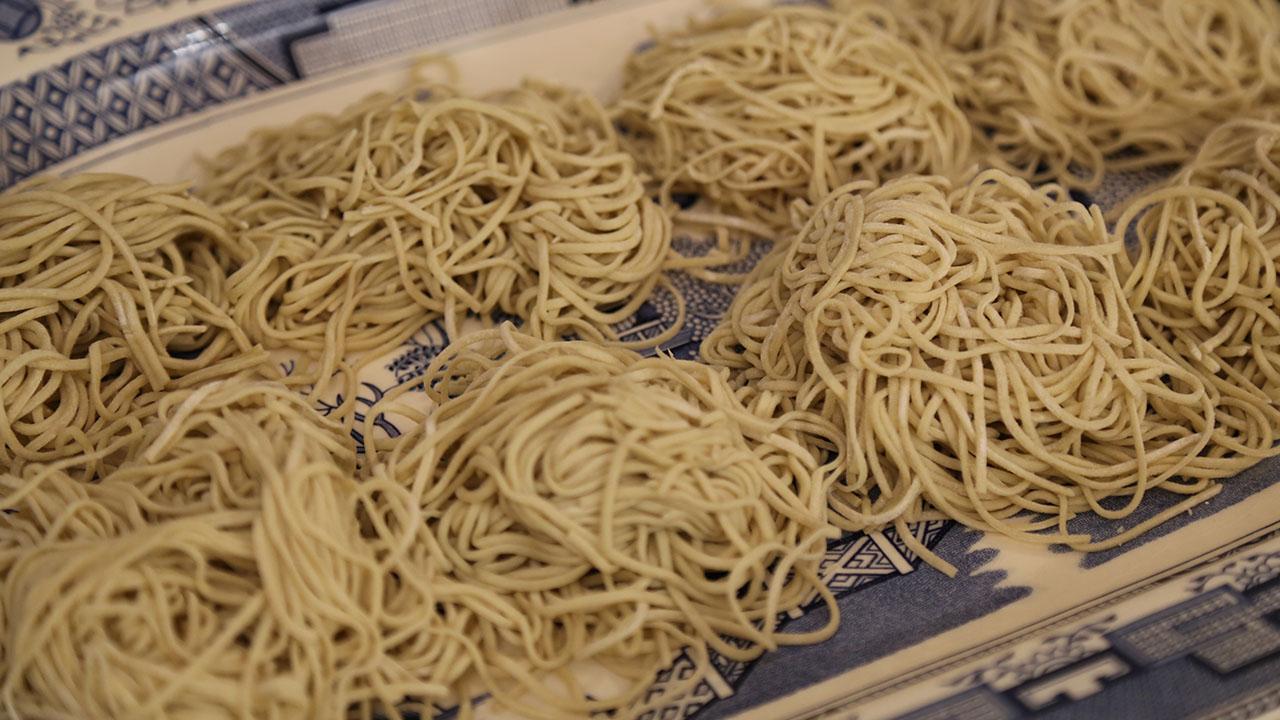 Ramen Noodles Recipe Pbs Food