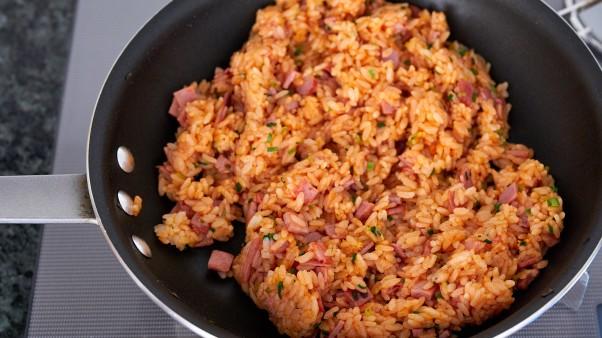 Tomato Fried Rice