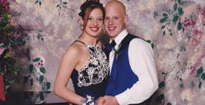 Mark,Denise Prom