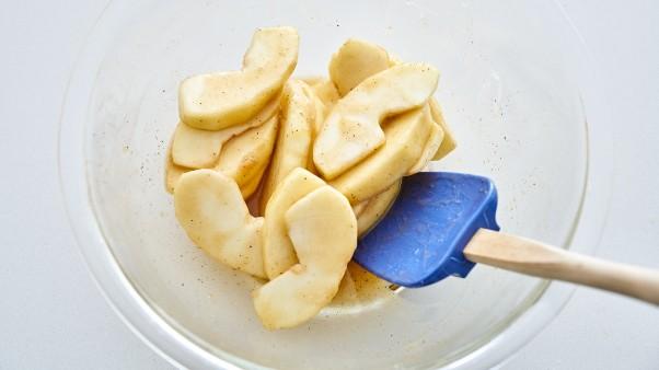 Easy Apple Hand Pie