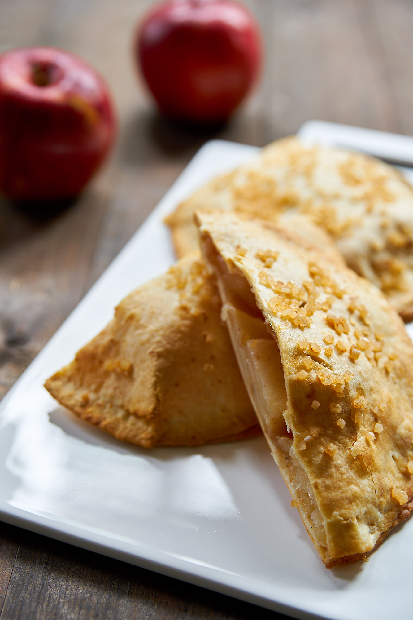 Easy Apple Hand Pie