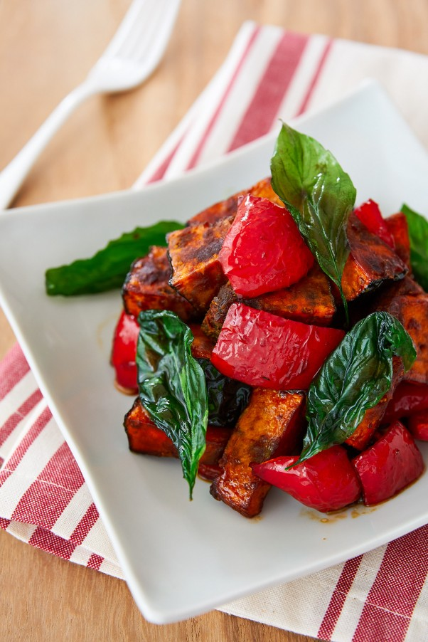 Balsamic Glazed Kabocha