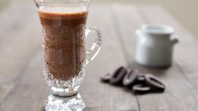 Shochu Hot Chocolate