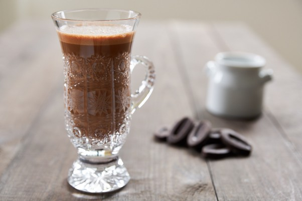 Adults Only: Shochu Hot Chocolate