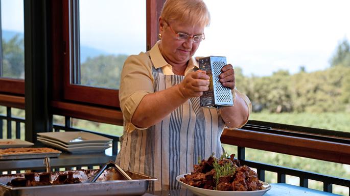 Lidia Makes Beef Short Ribs