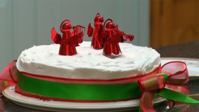 British Christmas Cake.Mary S Christmas Cake