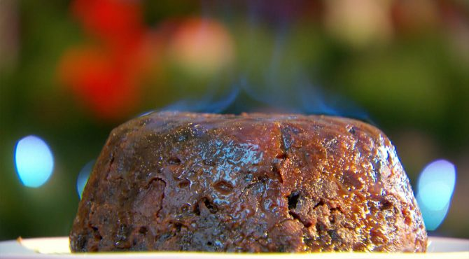 Mary Berrys Christmas Pudding Recipe Pbs Food
