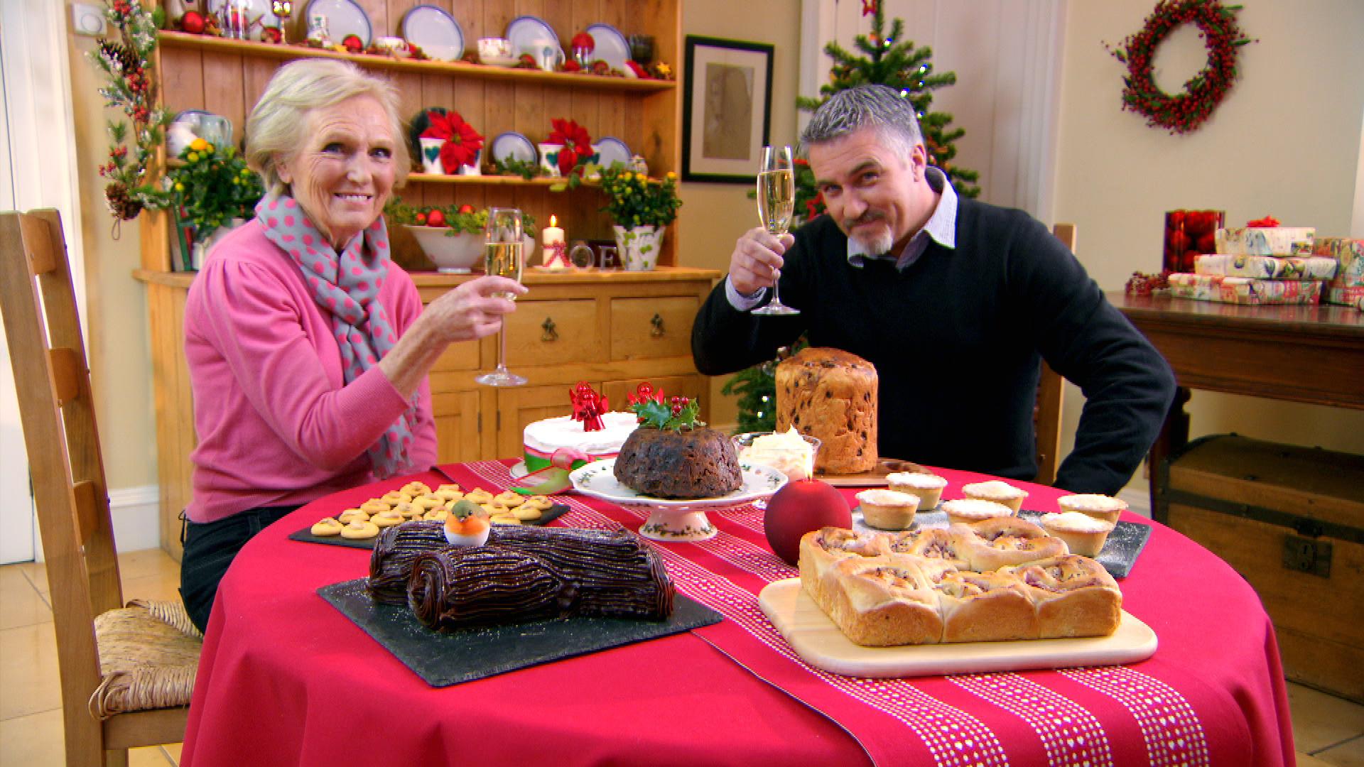 Season 5 Masterclass: Christmas - PBS Food