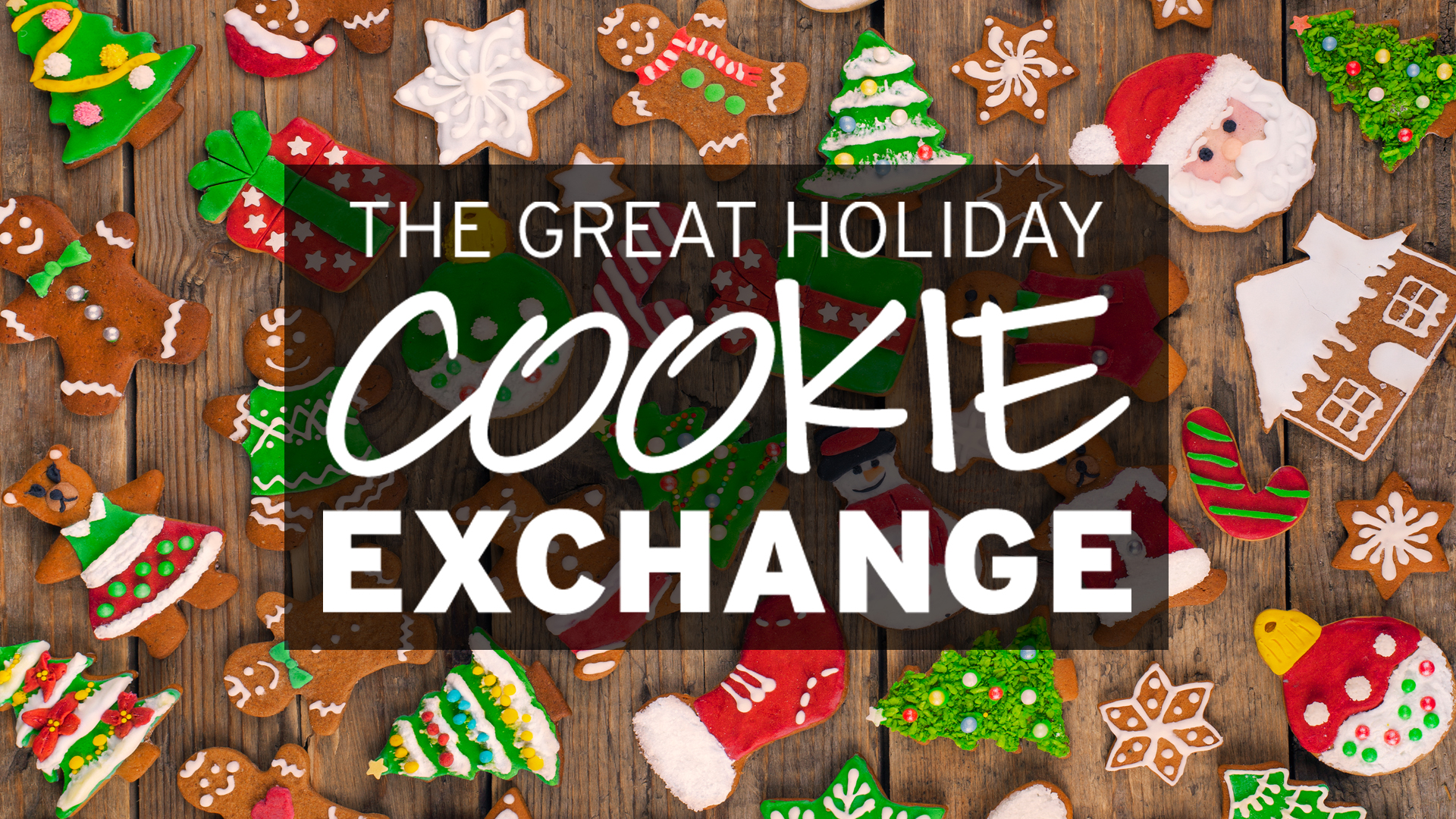 The Great Holiday Cookie Exchange Pbs Food