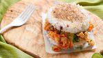 Kimchi Burger Recipe