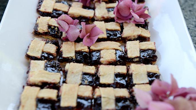 Fruit Jam Tartlet Cookies