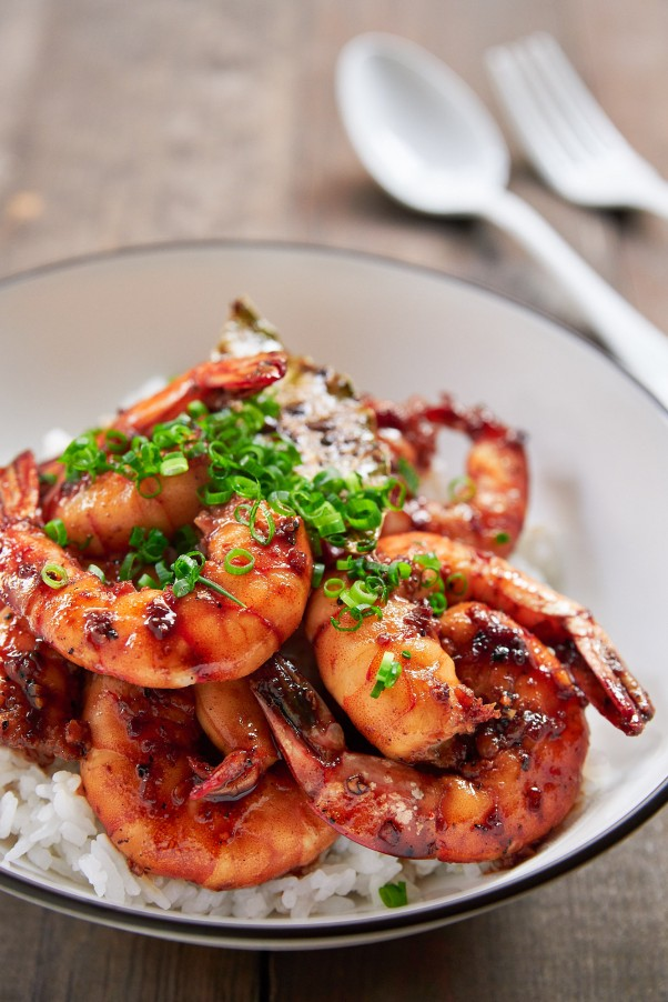 Shrimp Adobo