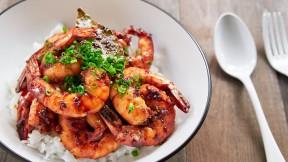 Shrimp Adobo