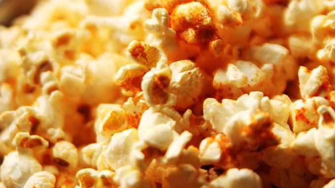 BBQ-Flavored Popcorn