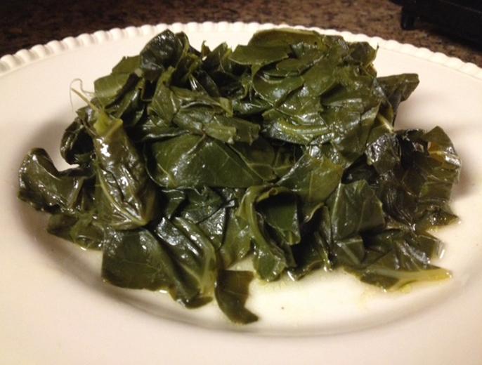 Southern Style Collard Greens Recipe | PBS Food