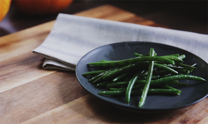 Sauteed-green-beans-lemon-garlic