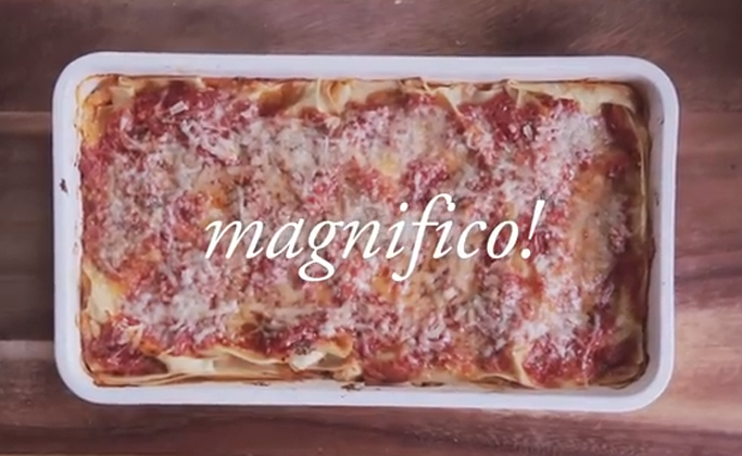 Lasagna by Farm to Table Family