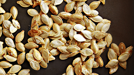 Healthy Pumpkin Seeds