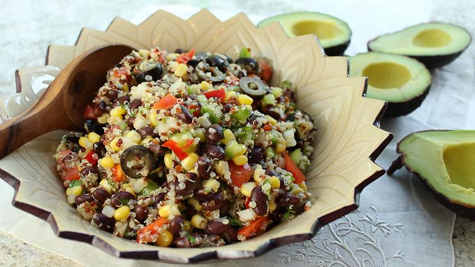 Incan Quinoa Delight