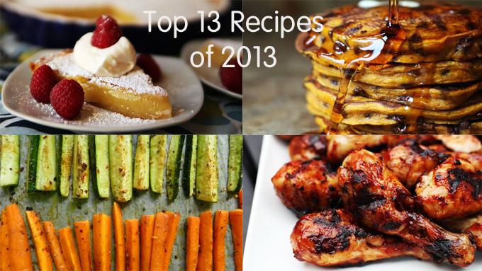 Kitchen Explorers' Top 13 Recipes of 2013