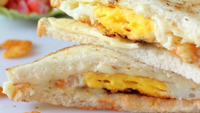 Monica Bhide's Egg Sandwich