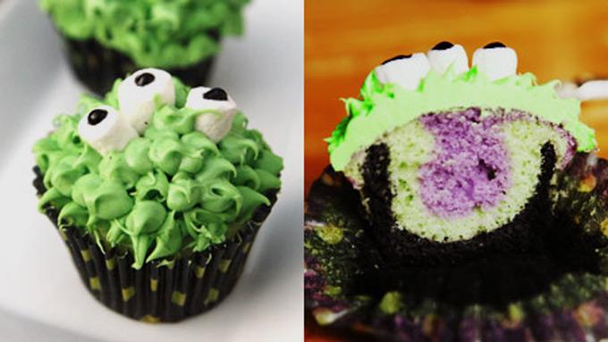 PBS-Halloween-Monster-Cupcakes