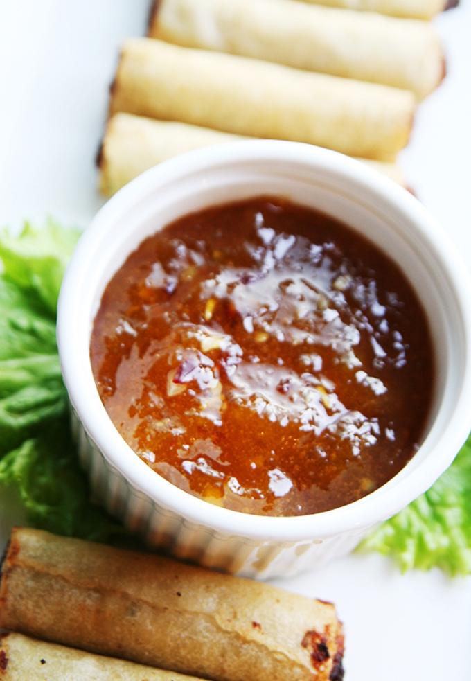 Plum Sauce by Savory Sweet Life