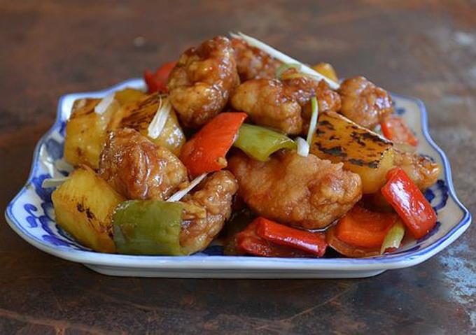 Sweet and Sour Pork by Viet World Kitchen