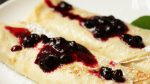 blueberry-crepes