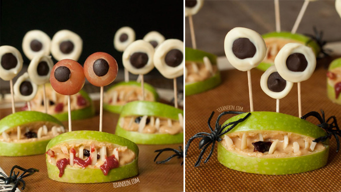 halloween-apple-monsters