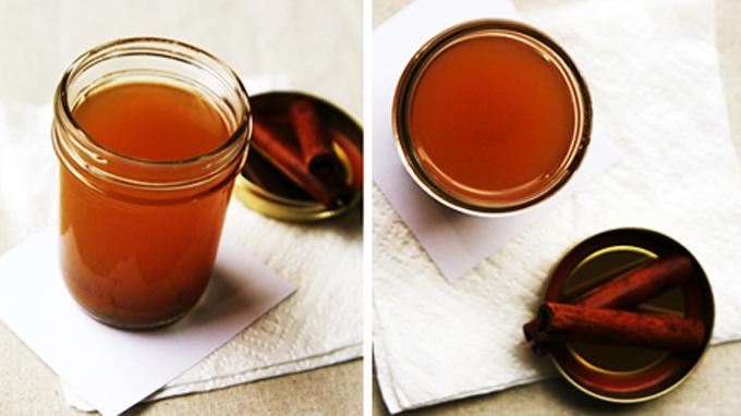 Hot Spiced Apple Cider